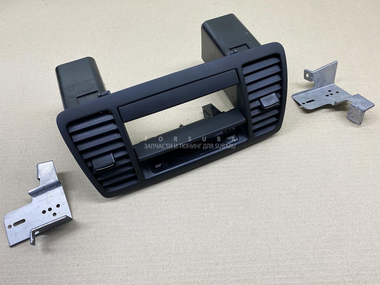 Рамка магнитофона Subaru Legacy BL5 EJ20XDKCJE 2005
