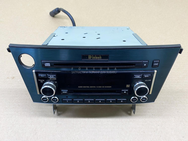 Магнитофон mcintosh Subaru Legacy BL5 EJ20XDKCJE 2005