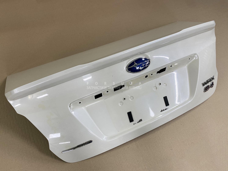 Крышка багажника Subaru Wrx VAB FA20 2015