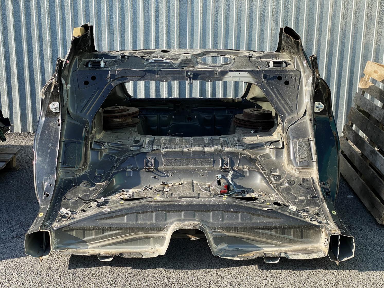 Задняя часть авто Subaru Legacy BL5 EJ20XDKCJE 2005 задняя
