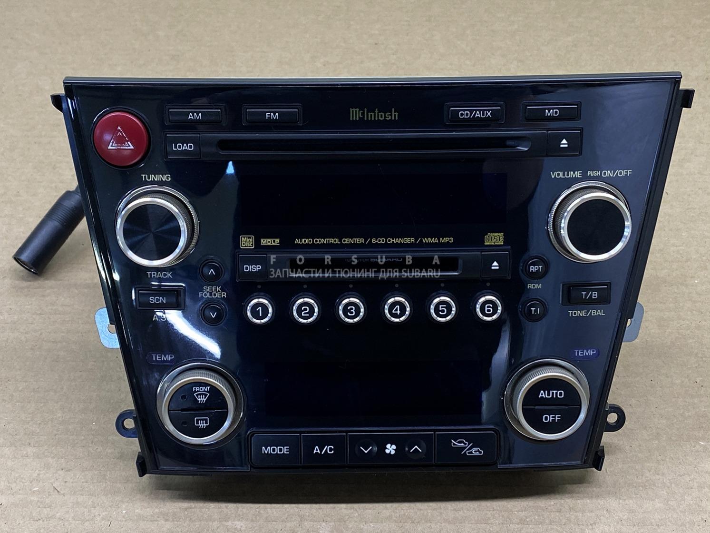 Магнитофон mcintosh Subaru Legacy BLE EZ30DJCDGE 2008