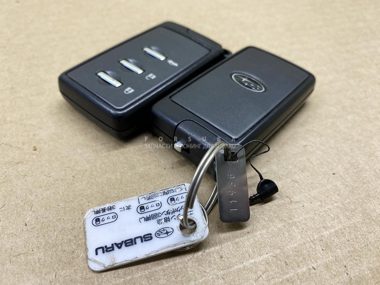 Ключ зажигания Subaru Legacy Wagon BRG FA20ESZHDA 2012