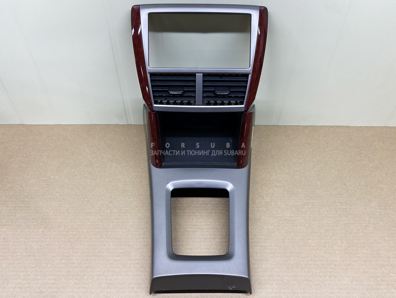 Рамка магнитофона Subaru Forester SH5 EJ205HPZME 2008