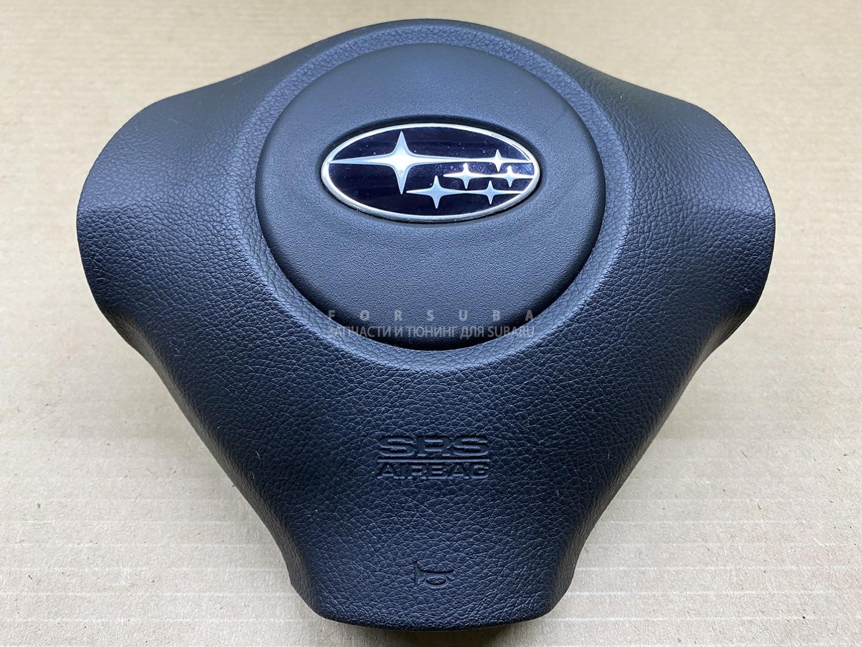 Airbag водительский Subaru Forester SH5 EJ205HPZME 2008