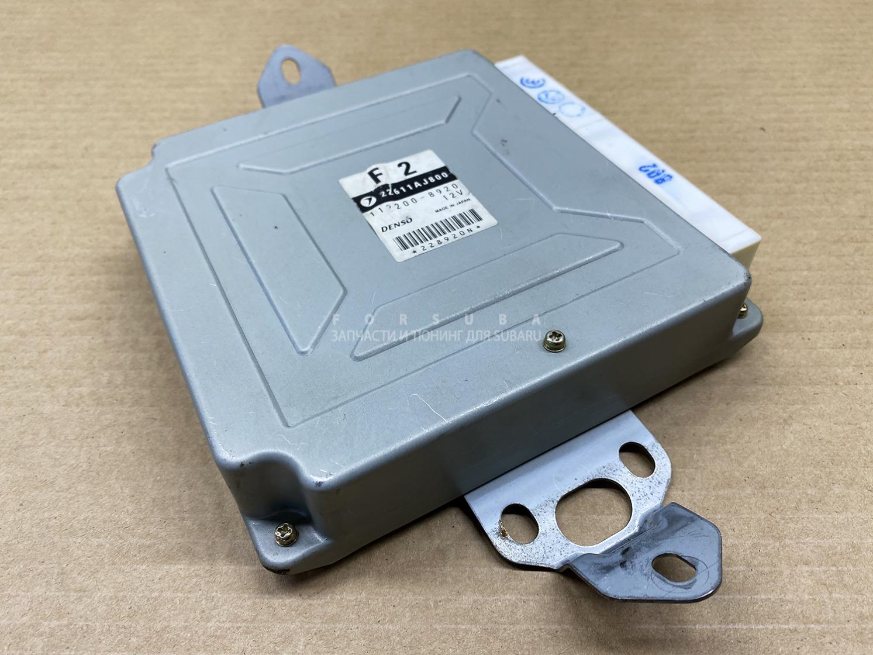 Блок управления efi Subaru Impreza Wrx GDA EJ205 2004