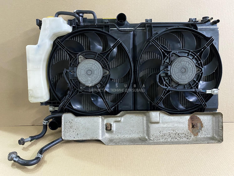 Радиатор двс Subaru Forester SH5 EJ205HPZME 2008