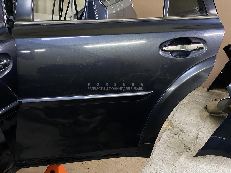 Дверь Subaru Outback BR9 EJ253JUAFE 2010 задняя левая