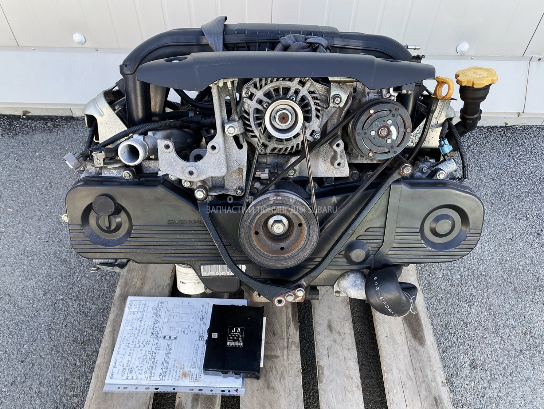 Двигатель Subaru Outback BR9 EJ253JUAFE 2010