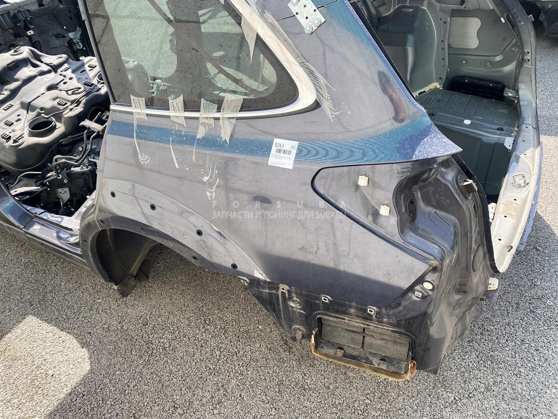 Крыло Subaru Outback BR9 EJ253JUAFE 2010 заднее левое