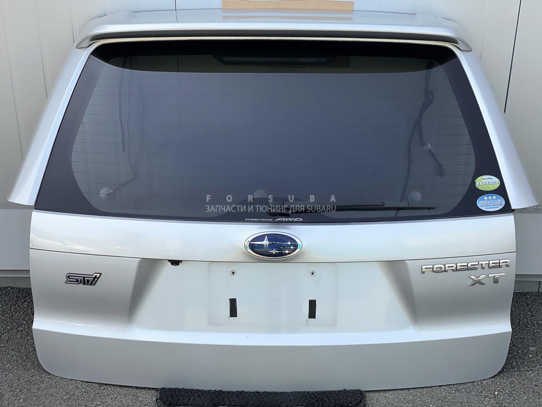 Дверь 5-я Subaru Forester SH5 EJ205HPZME 2008