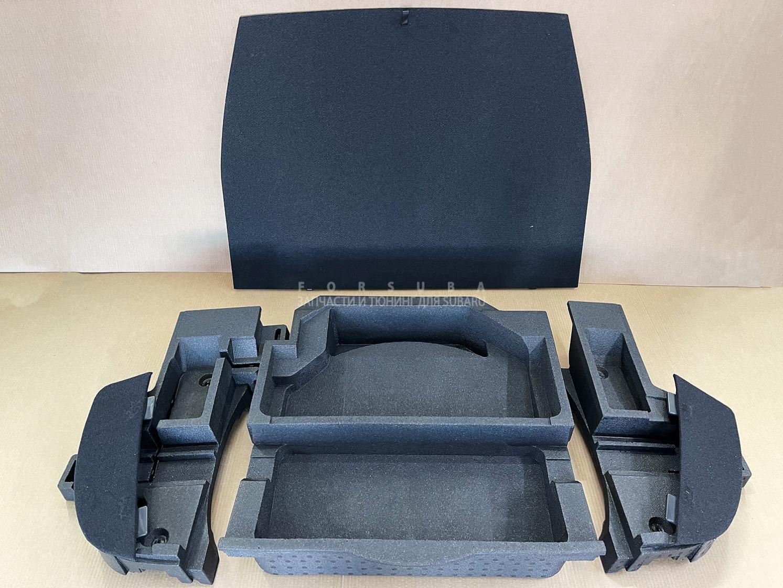 Пол багажника пластик Subaru Forester SH5 EJ205HPZME 2008