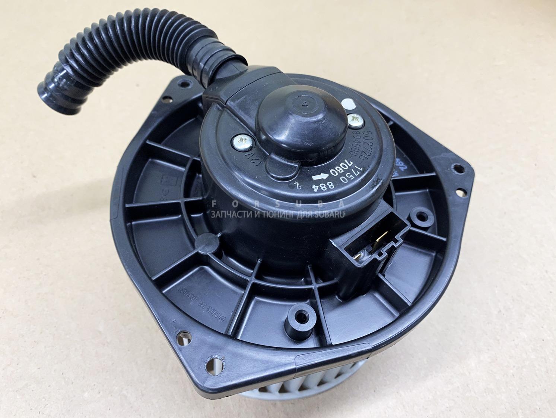 Мотор печки Subaru Forester SH5 EJ205HPZME 2008