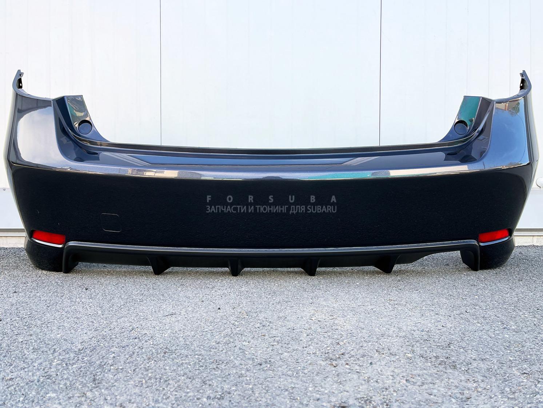 Бампер Subaru Impreza GH3 EL154JS3ME 2011 задний
