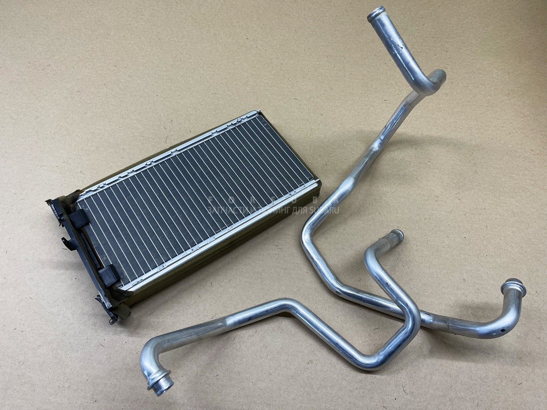 Радиатор печки Subaru Impreza GH3 EL154JS3ME 2011
