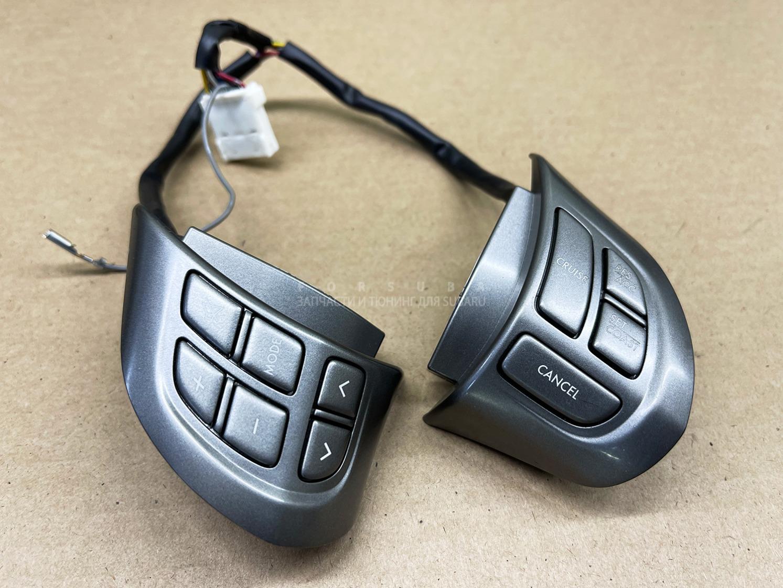 Кнопки на руль Subaru Outback BPH EJ255HCFME 2009