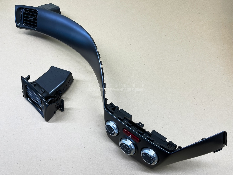 Блок управления климат-контролем Subaru Impreza GH3 EL154JS3ME 2011