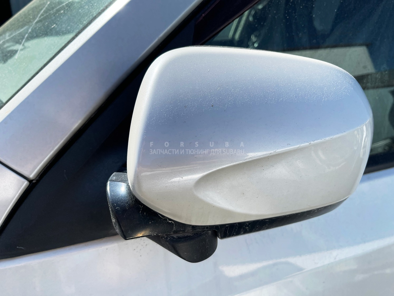Зеркало заднего вида Subaru Forester SH5 EJ205HPZME 2008 левое