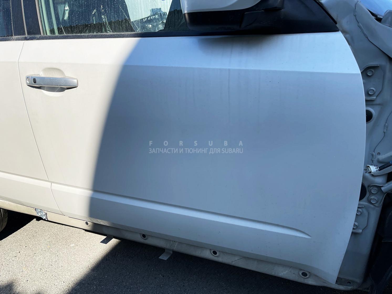 Дверь Subaru Forester SH5 EJ205HPZME 2008 передняя правая