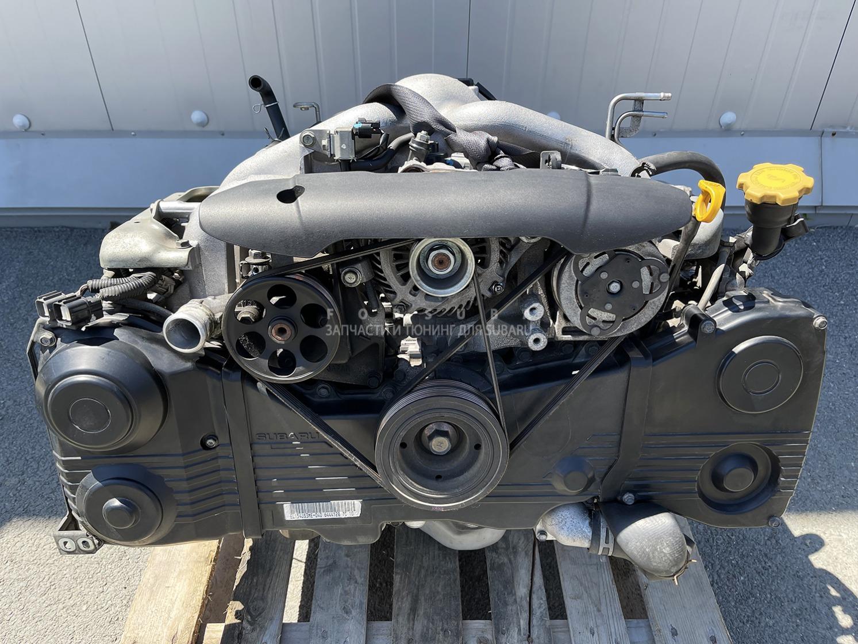 Двигатель Subaru Impreza GH3 EL154JS3ME 2011