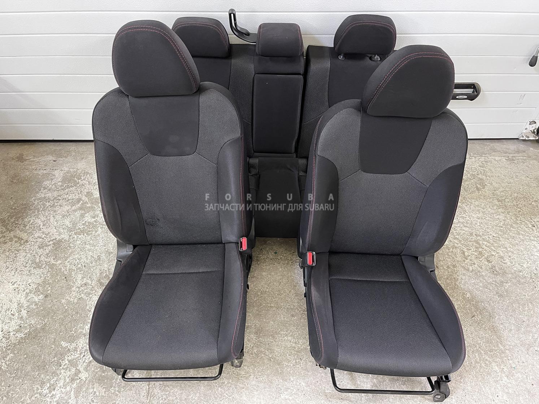 Сиденья комплект Subaru Impreza GH3 EL154JS3ME 2011