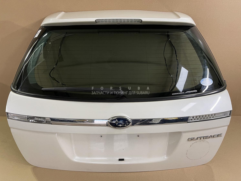 Дверь 5-я Subaru Outback BPH EJ255HCFME 2009 задняя