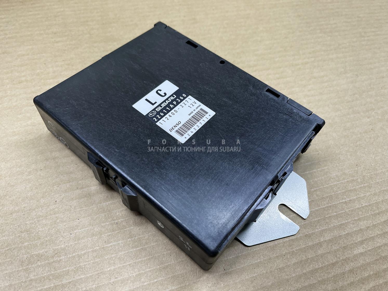 Блок управления efi Subaru Outback BPH EJ255HCFME 2009