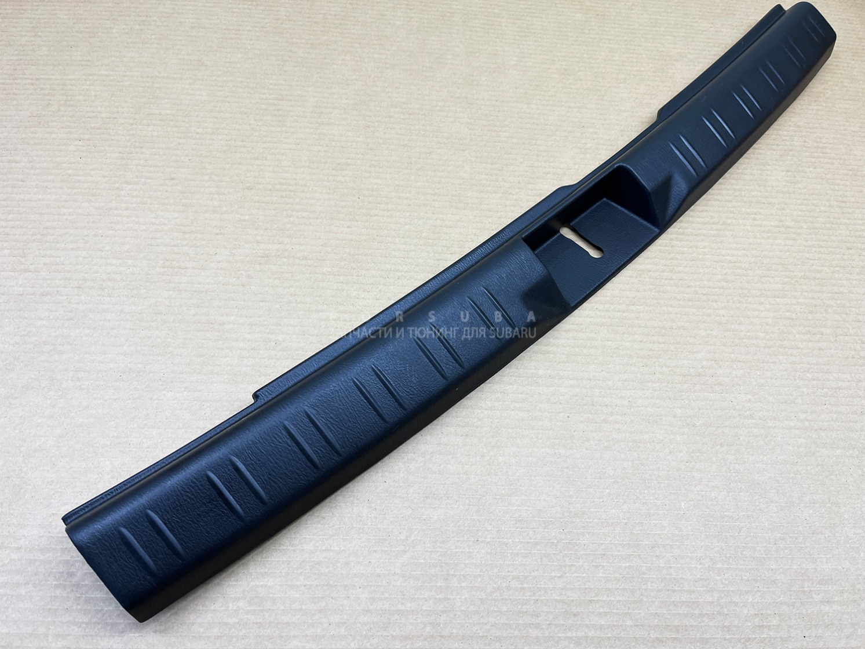 Накладка замка багажника Subaru Forester SG5 EJ205DEQKE 2006