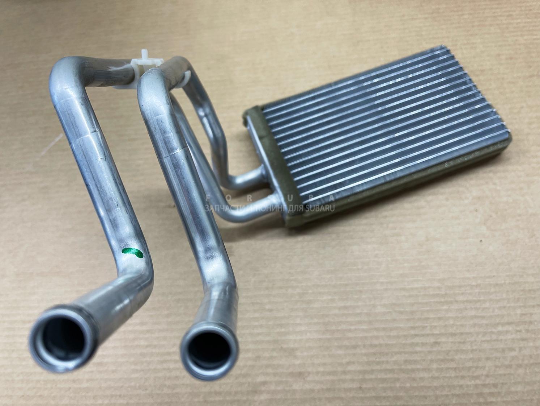 Радиатор печки Subaru Forester SG5 EJ205DEQKE 2006