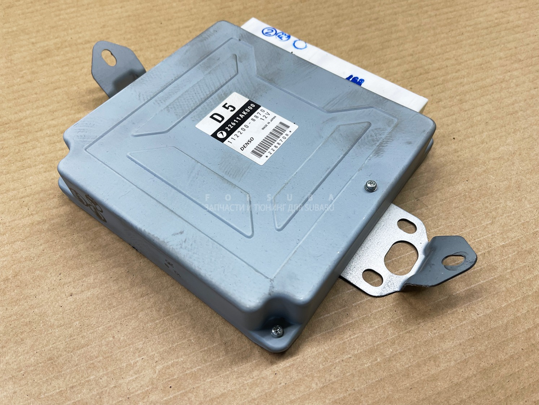 Блок управления efi Subaru Forester SG5 EJ205DEQKE 2006