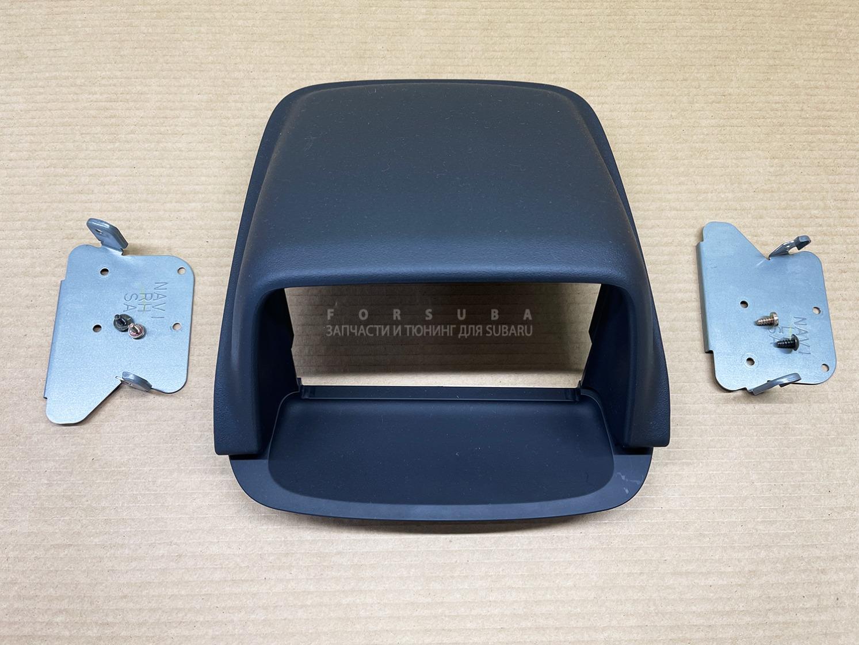 Рамка магнитофона Subaru Forester SG5 EJ205DEQKE 2006