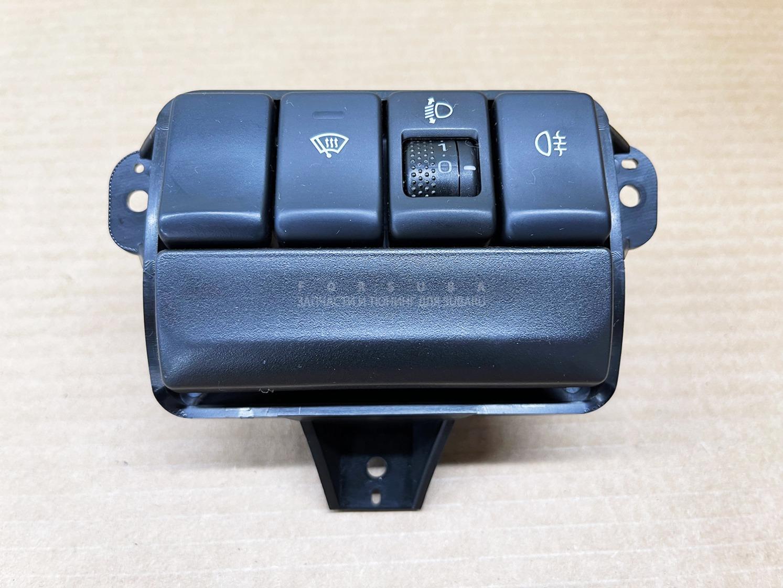 Кнопка корректора фар Subaru Forester SG5 EJ205DEQKE 2006