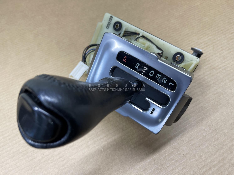Селектор акпп Subaru Legacy B4 BE5 EJ206DXEBE 2003