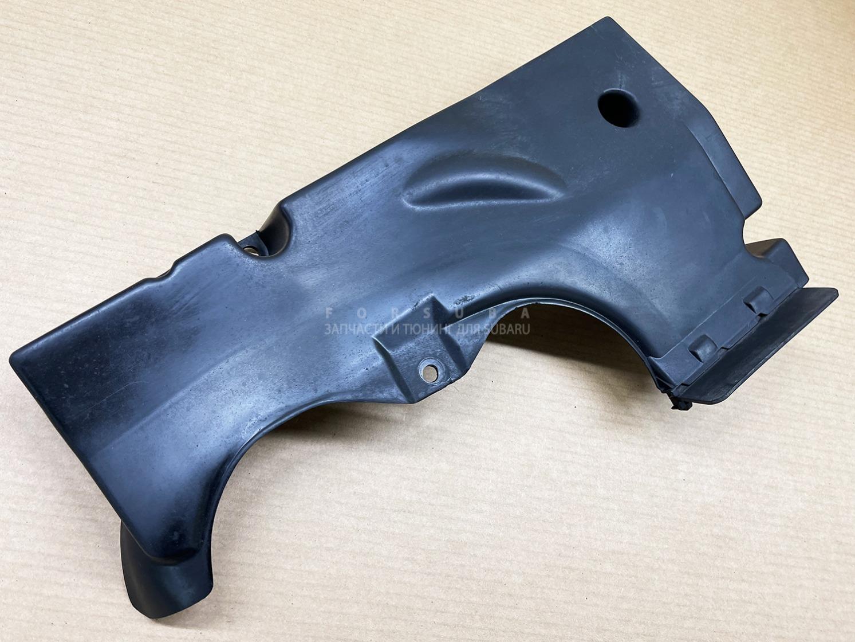 Защита топливного бака Subaru Legacy B4 BE5 EJ206DXEBE 2003 задняя левая нижняя