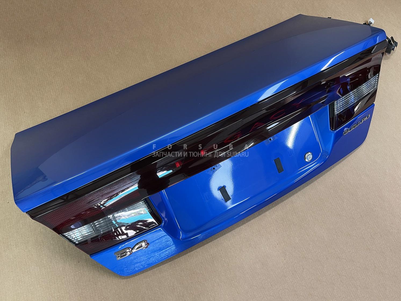 Крышка багажника Subaru Legacy B4 BE5 EJ206DXEBE 2003