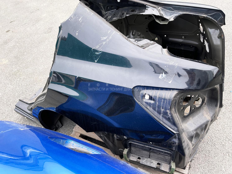 Крыло Subaru Impreza GJ7 FB20ASZH2A 2013 заднее левое