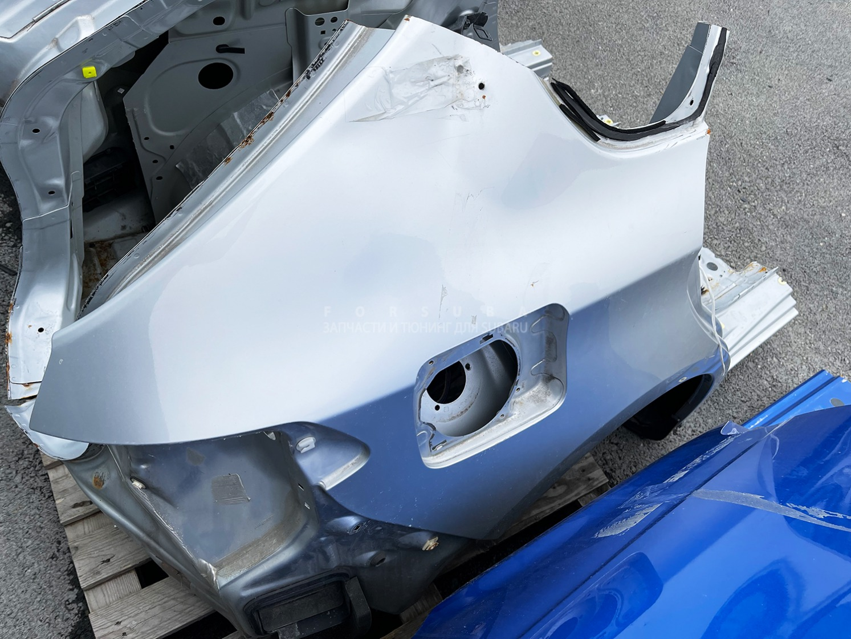 Крыло Subaru Impreza Wrx GH8 EJ20XHP1ME 2007 заднее правое