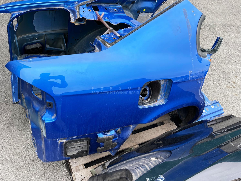 Крыло Subaru Legacy B4 BE5 EJ206DXEBE 2003 заднее правое