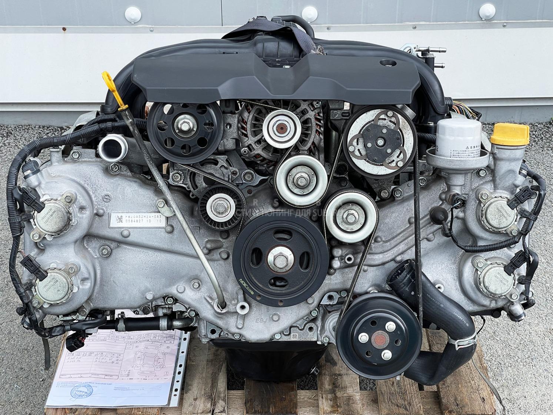 Двигатель Subaru Impreza GJ7 FB20ASZH2A 2013
