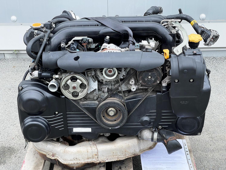 Двигатель Subaru Impreza Wrx GH8 EJ20XHP1ME 2007