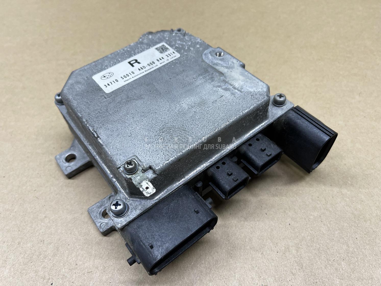 Блок управления рулевой рейкой Subaru Forester SJG FA20ESZHZA 2013