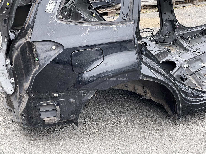 Крыло Subaru Forester SJG FA20ESZHZA 2013 заднее правое