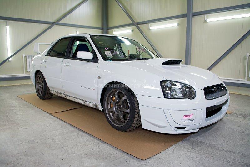 Автомобиль Subaru Impreza WRX STi GDB,GDA EJ207 EJ205 2003 года в разбор