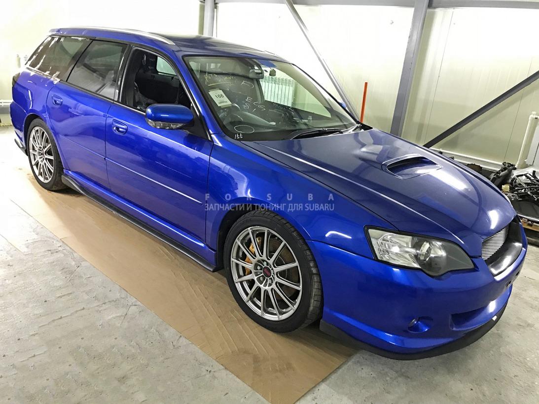 Автомобиль Subaru Legacy Wagon BP5,BPE,BP9 EJ20XDKCJE 2005 года в разбор