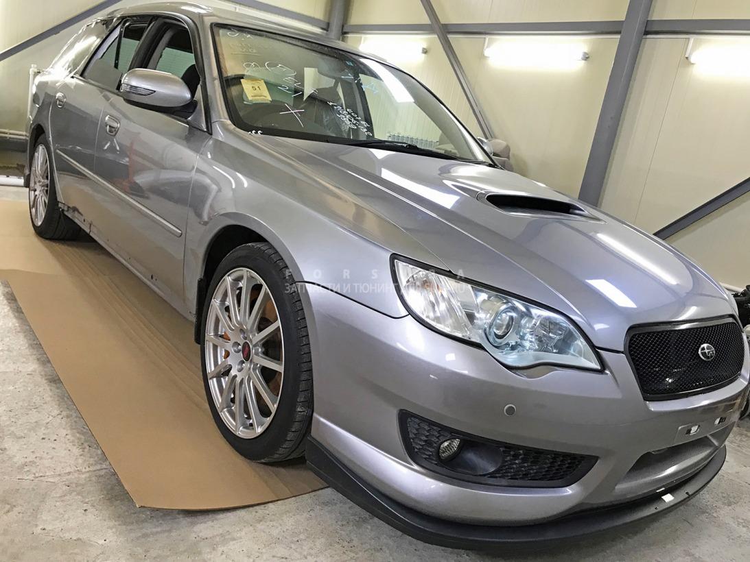 Автомобиль Subaru Legacy Wagon BP5,BPE,BP9 EJ20XHBEME 2007 года в разбор