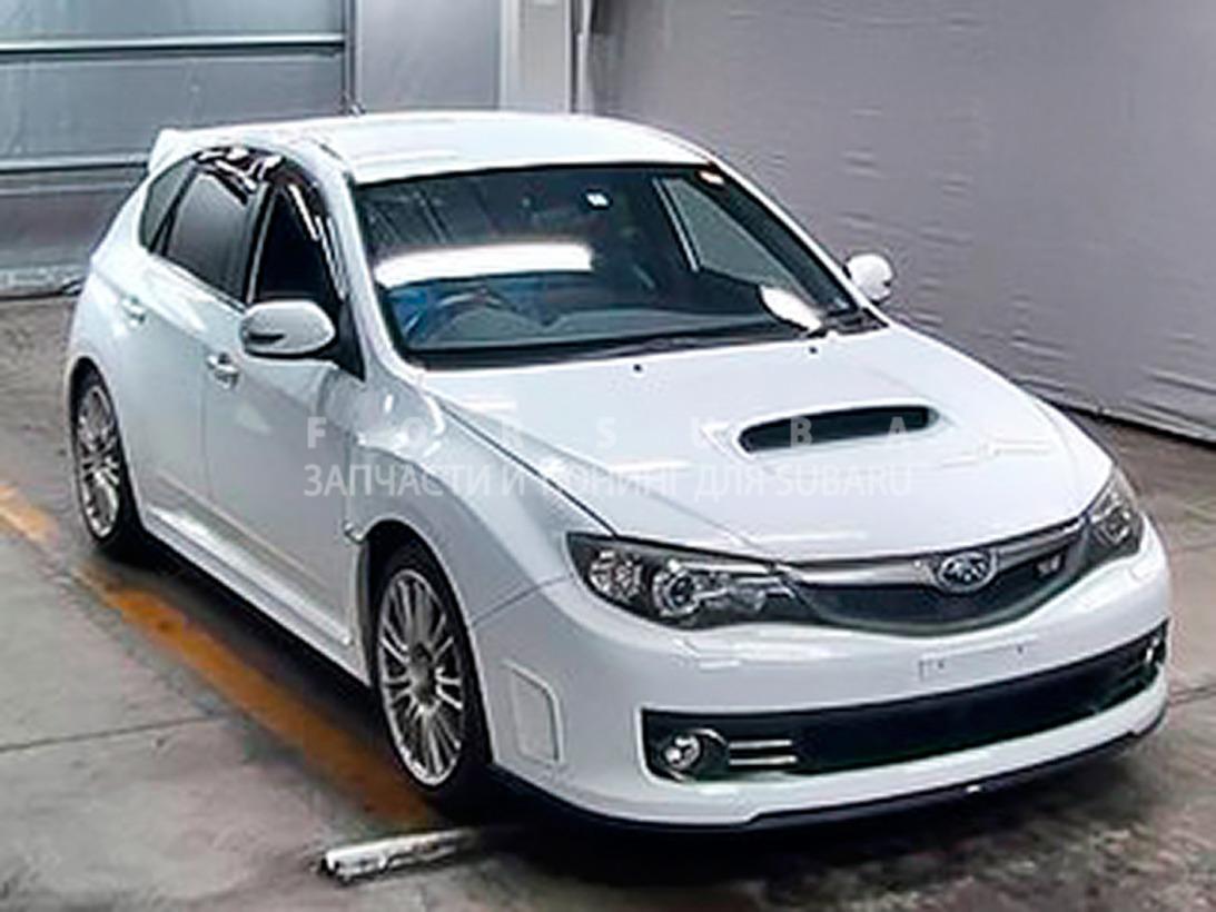 Автомобиль Subaru Impreza WRX STi GRB GRF GRV GVF GVB GH GE EJ207HG1LE 2008 года в разбор