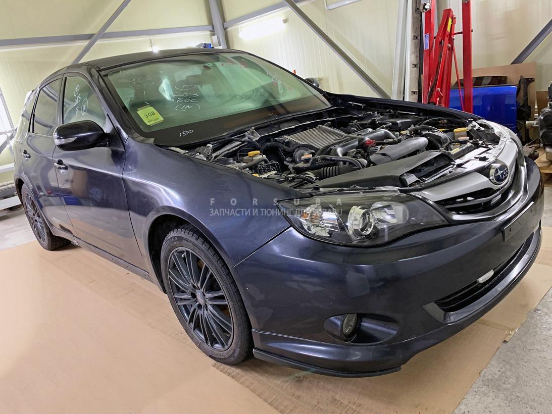 Автомобиль Subaru Impreza WRX GH2,GH3,GH6,GH7,GH8 EJ20XHP2ME 2010 года в разбор