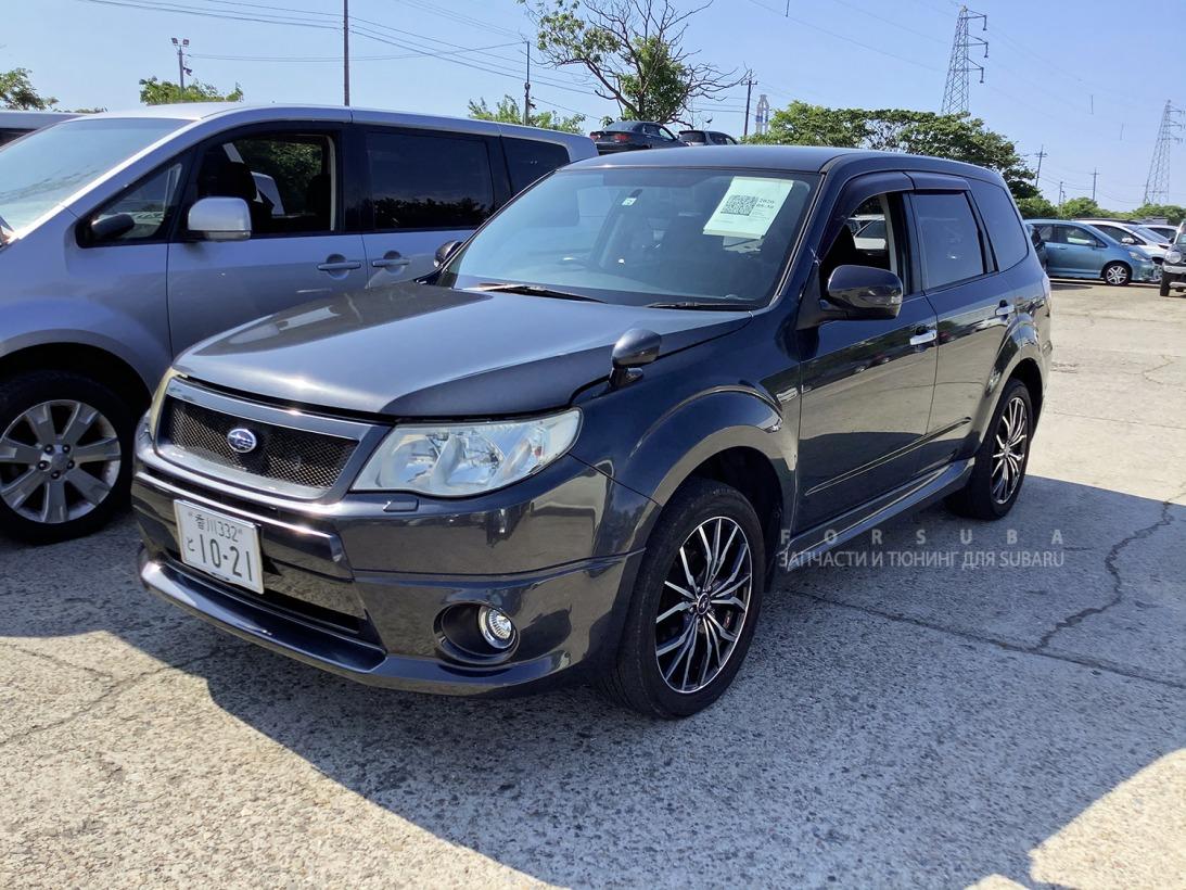 Автомобиль Subaru Forester SHJ,SH5,SH9 FB20ASZNXA 2012 года в разбор