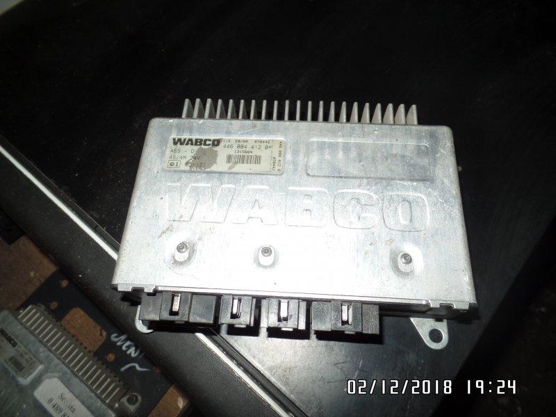 Блок управления abs Daf Xf 95 передний