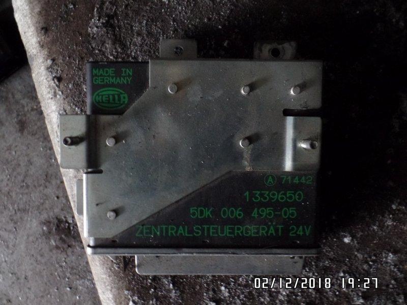 Блок управления светом Daf Xf 95