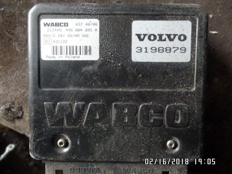 Блок управления abs Volvo Fh 12
